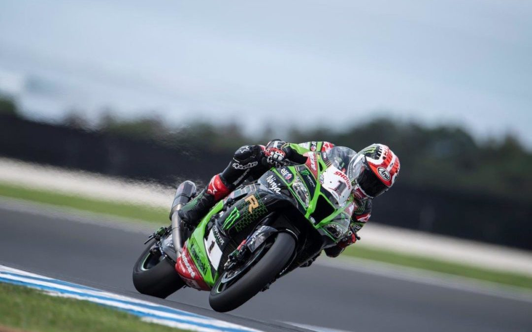 WorldSBK test wrap 25 February 2020 Jonathan Rea signs off on top