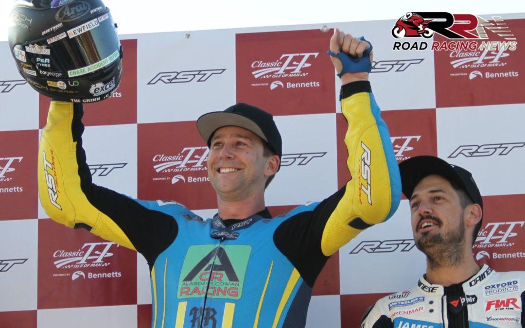 TT 2020: Rich Energy OMG Racing's Johnson Talks All Things TT